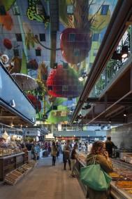 Markthal Rotterdam, MVRDV architecten